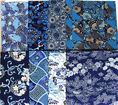 Japanese Origami Paper - sale aizome chiyogami washi origami paper indigo stenciled