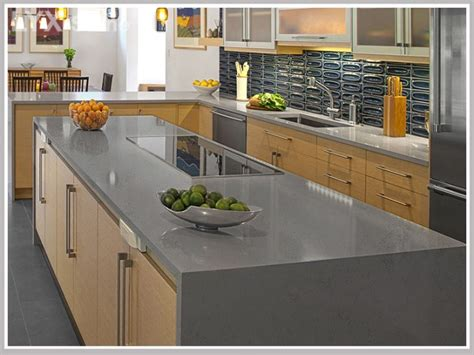 china grey color quartz silestone quartz countertop