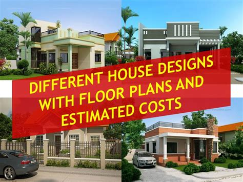 innovation idea 2 house plans with estimated price to build beautiful houses with floor plans and estimated cost