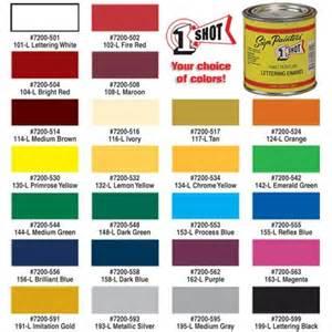 1 shot 174 lettering amp pinstripe enamel paint tp tools