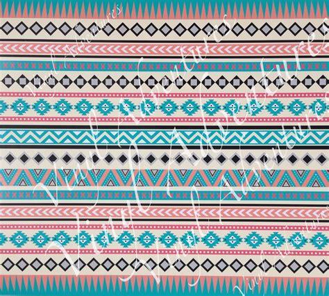 pattern htv canada aztec heat transfer vinyl coral teal aztec pattern htv