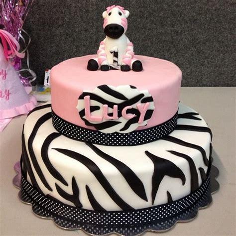 zebra pattern fondant cakes birthday cakes images stunning zebra birthday cakes