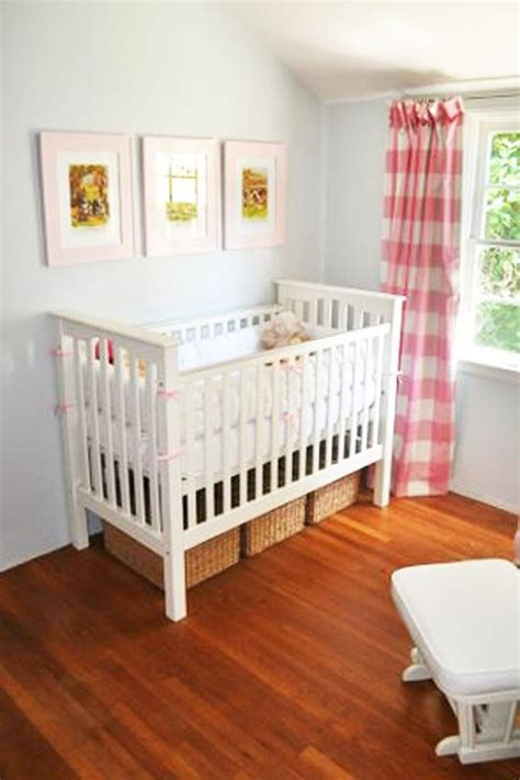 Crib Storage Basket by Best 25 Crib Storage Ideas On