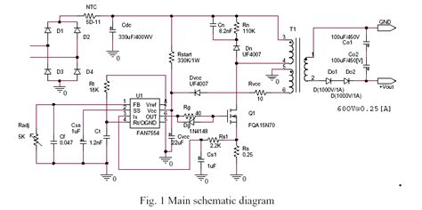 flyback capacitor multilevel inverter how to build the output adjustable flyback converter circuit diagram