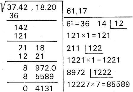 resolver raices cuadradas c 243 mo resolver ra 237 ces cuadradas revista caos