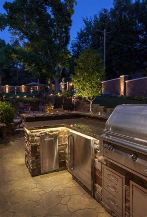 lighting for outdoor kitchen outdoor kitchen lighting 18 essentials for a
