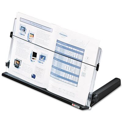 printable clear sticker paper officeworks 3m dh640 in line document holder
