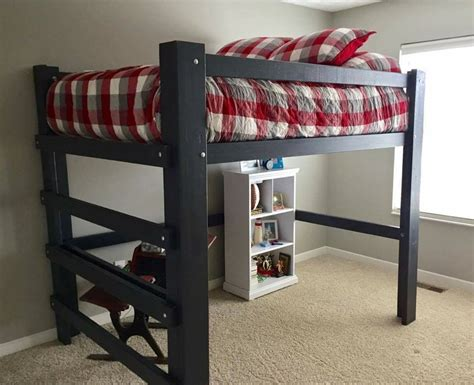 bunk bed ceiling fan loft beds for low ceilings stylish loft beds for low
