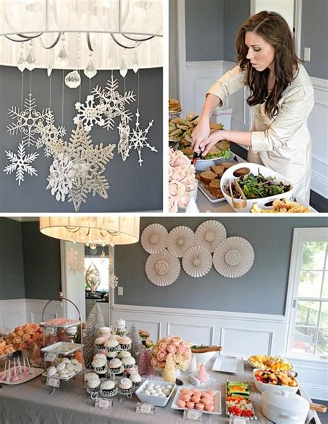 winter 1st birthday centerpieces winter onederland room looks just like our dining room great exle of decorations and