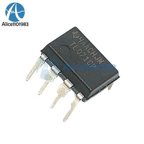 Ic Tl071 10pcs tl071 tl071cp dip 8 low noise jfet input operational