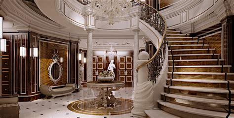 ville di lusso interni rendering e progettazione d interni di lusso in stile