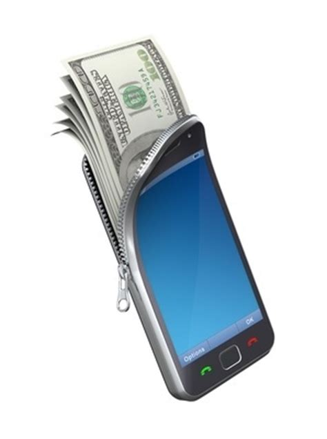 Go Shopping Pay With Your Cell Phone by Mobile Wallets