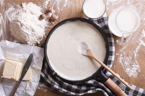 white sauce or bechamel sauce recipe epicurious com