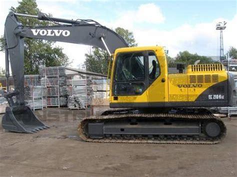 volvo ec210blc volvo ec210blc excavator booms and sticks
