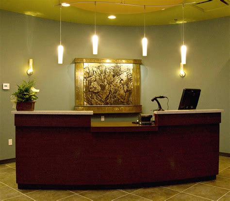 Reception Desk Spa 5 Functionality Of The Salon Modern Reception Desk Furniture Finds