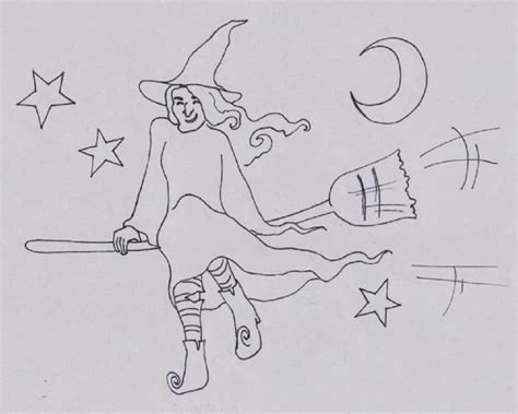 free coloring pages of befana