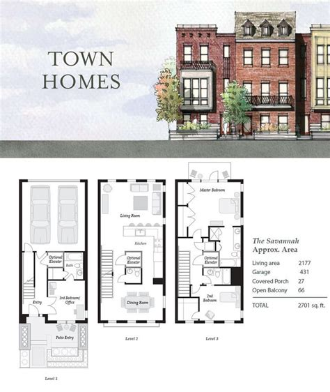 urban townhouse floor plans 45 best floor plans urban rows images on pinterest floor