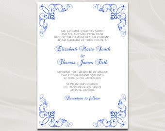 Royal Wedding Invitation Template Free Royal Wedding Invitation Template Songwol 0427c4403f96