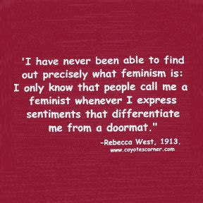 Feminist Doormat Quote west feminism doormat quote by unrelatedconcepts on etsy