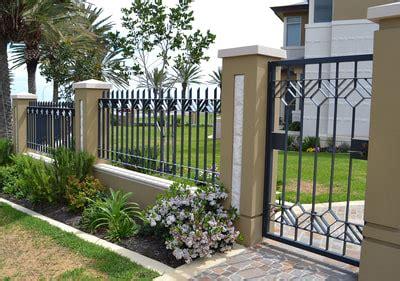 wrought iron gates courtyard gate design wrought iron