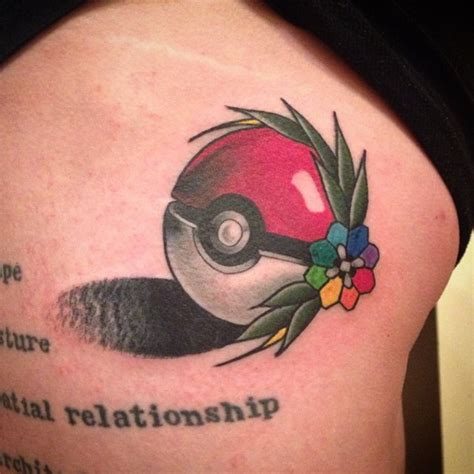 pokeball tattoo 40 best tattoos