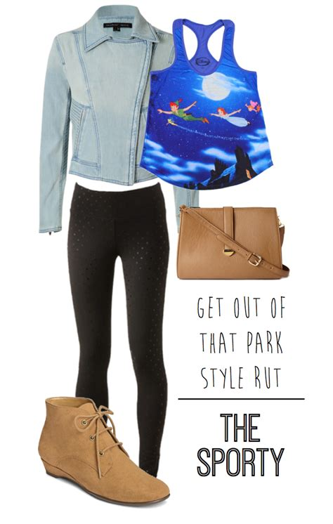 cute comfortable outfits for disneyland get out of that park style rut with these outfits