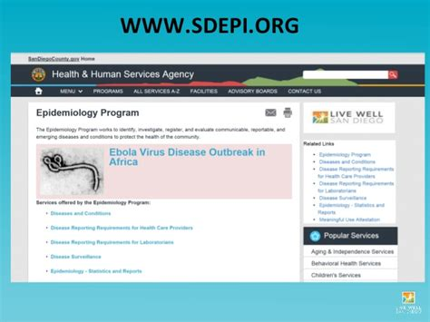 update section 8 application san diego communicable disease update for san diego county