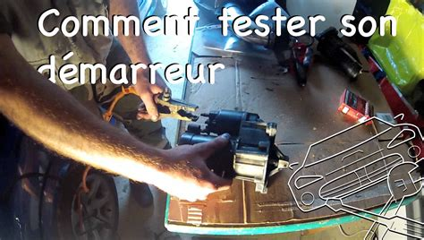 ou si鑒e le s駭at tutoriel m 233 canique comment tester d 233 marreur