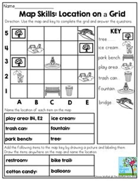 strengths to owning a second property teach basic map skills with this printable map activity