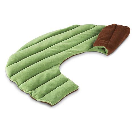 Spa Comforts Herbal Shoulder Wrap 618689 Back Joint