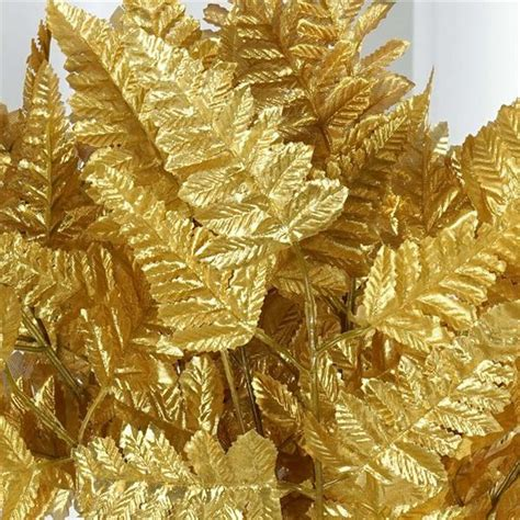 Acrylic Chandeliers Wholesale 144 Wholesale Artificial Leather Fern Branches Wedding