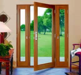 Patio Door With Vented Sidelites by Nuema Patio Doors