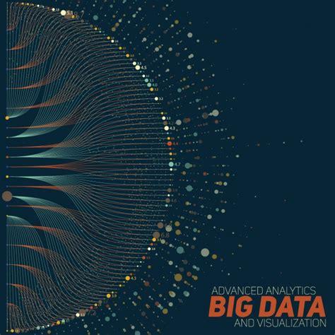 design criteria in big data projeto abstrato do fundo baixar vetores premium