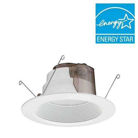 Lithonia Lighting 6 In High Ceiling White Recessed Led High Ceiling Led Lighting