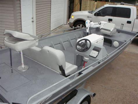 custom flats boats louisiana 2009 alweld 1652 custom flat jon boat for sale in houma