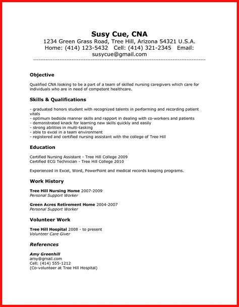 Cover Letter Skills List by Dietary Aide Cover Letter Apa Exle