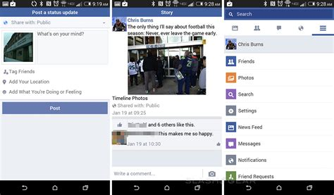 facebook lite facebook lite an app with just the basics slashgear