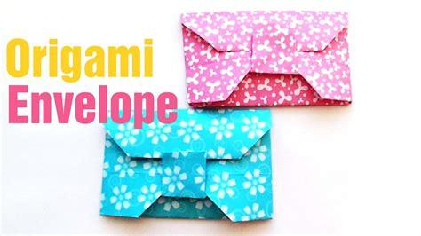 How Do You Make An Origami Envelope - how to make a paper envelope make origami envelope in 5