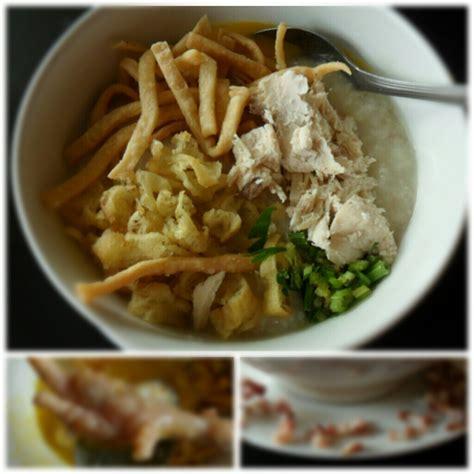 Bubur Organic Rasa Ayam eat bubur ayam ceker sukabumi re a
