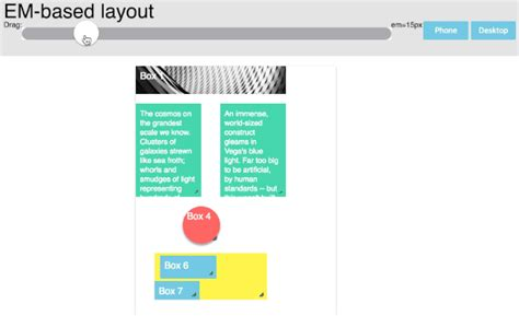 layout em css css why is line height set in px affected by parent s