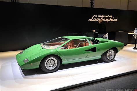 First Lamborghini Countach by First Gen Lamborghini Countacj Lp400 Quot Periscopo Quot Cool