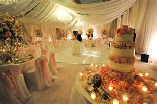 wedding reception in pretty covered tent wedding reception pictures photos and images for
