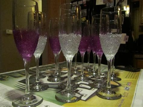 Best 25  Cheap champagne flutes ideas on Pinterest