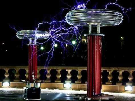 How To Build A Musical Tesla Coil Musical Tesla Coil 187 Synthtopia