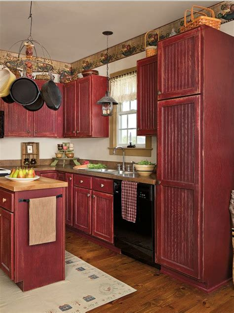 learn   paint stock cabinets   custom country