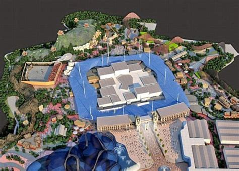 theme park dartford paramount theme park in dartford kent to rival disneyland