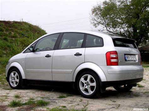 Audi A2 interesting news with the best Audi A2 pictures on MotorInfo.org
