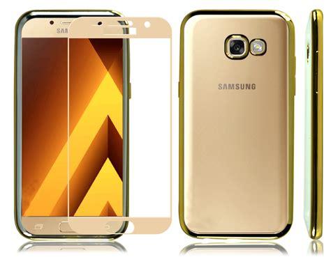 Tempered Glass Warna Samsung Galaxy A520 A5 2017 C Limited for samsung galaxy a3 a320 a5 a520 2017 new metallic gel tempered glass ebay