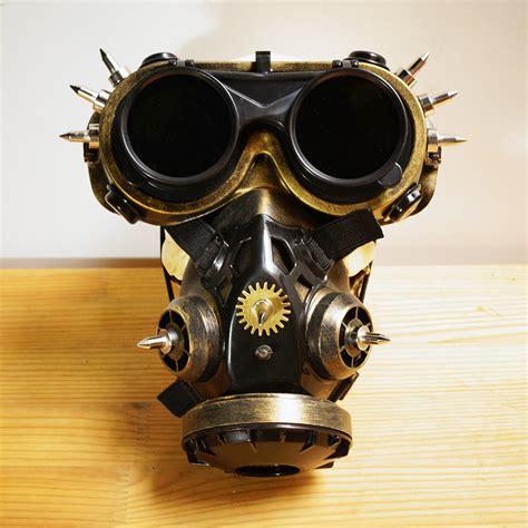 Baoweikang Masker Gas Respirator steunk mask goggles gas respirator mask best steunk stores free worldwide shipping