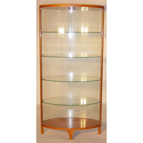 10 Awesome Contemporary Curio Cabinet ~ Home Enlivening Stuffs